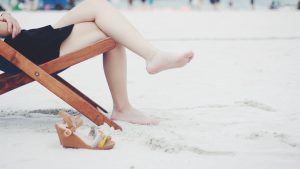 Sandales à talons : les clés pour avoir de jolis pieds cet été